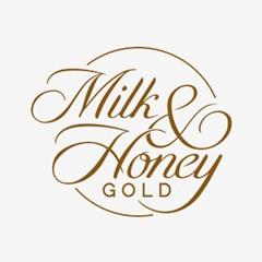 milk honey gold