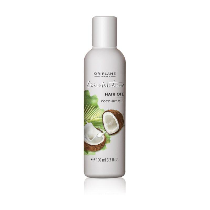 Love nature Coconut oil