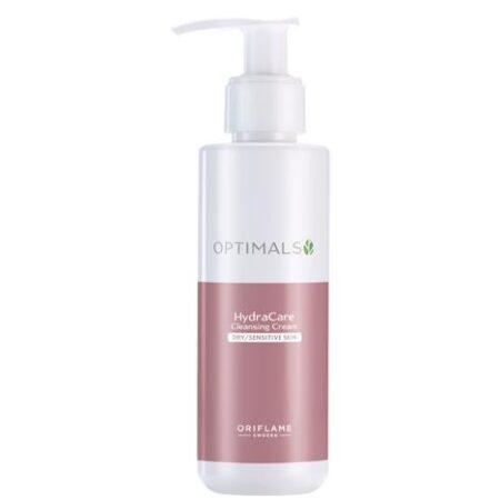پاک کننده صورت کرمی هیدرا کر اپتیمالز مناسب پوست خشک و حساس