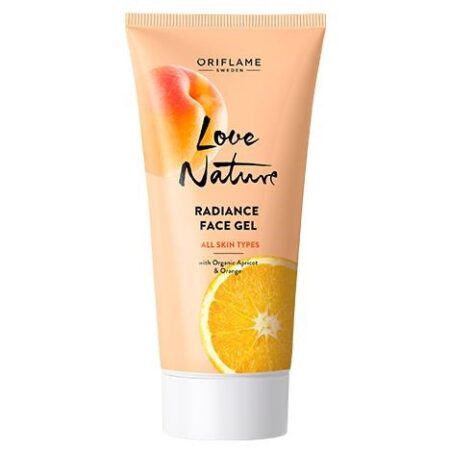 ژل صورت رادیانس لاونیچر Love nature Radiance Face Gel