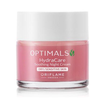 کرم شب هیدراکر اپتیمالز Optimals Hydra مناسب پوست خشک و حساس