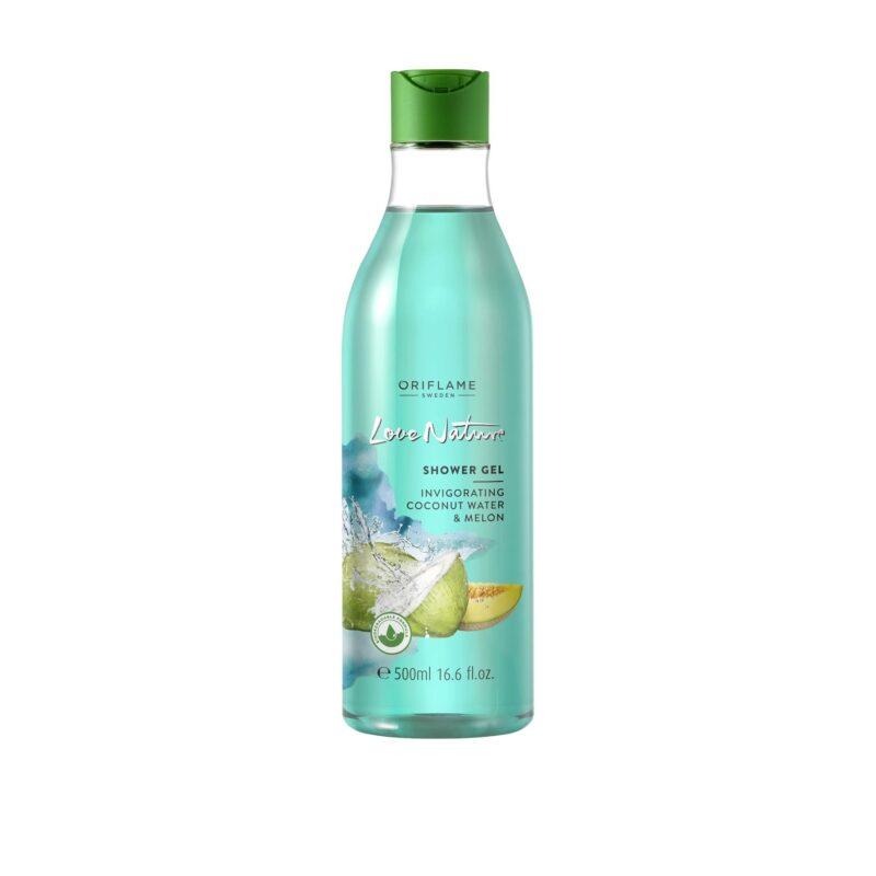 Shower Gel Invigorating Coconut Water & Melon