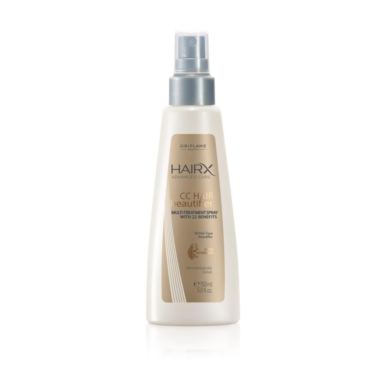 Advanced Care CC Hair Beautifier Multi Treatment Spray With 22 Benefits