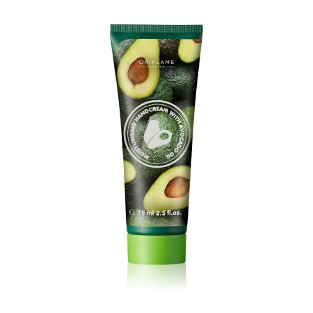 Moisturising Hand Cream with Avocado Oil